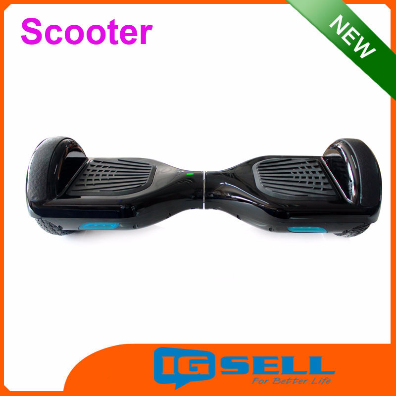 Top quality two wheel electric scooter self balancing electric two wheel scooter hover board